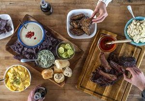 Barbecue At Home Invites Fans to Host a Living Room Tailgate For Sunday's Big Game