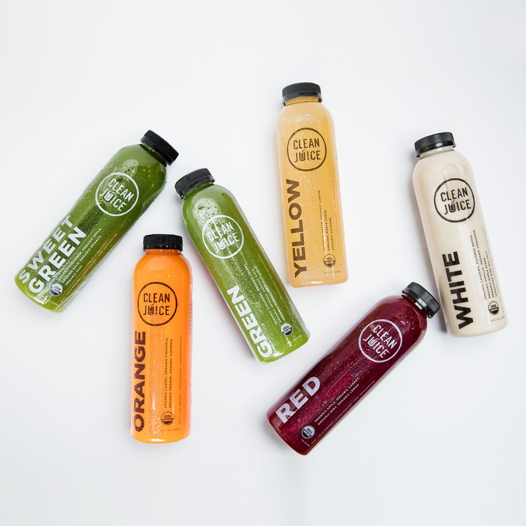 Clean Juice Named #1 Fastest Growing Franchise