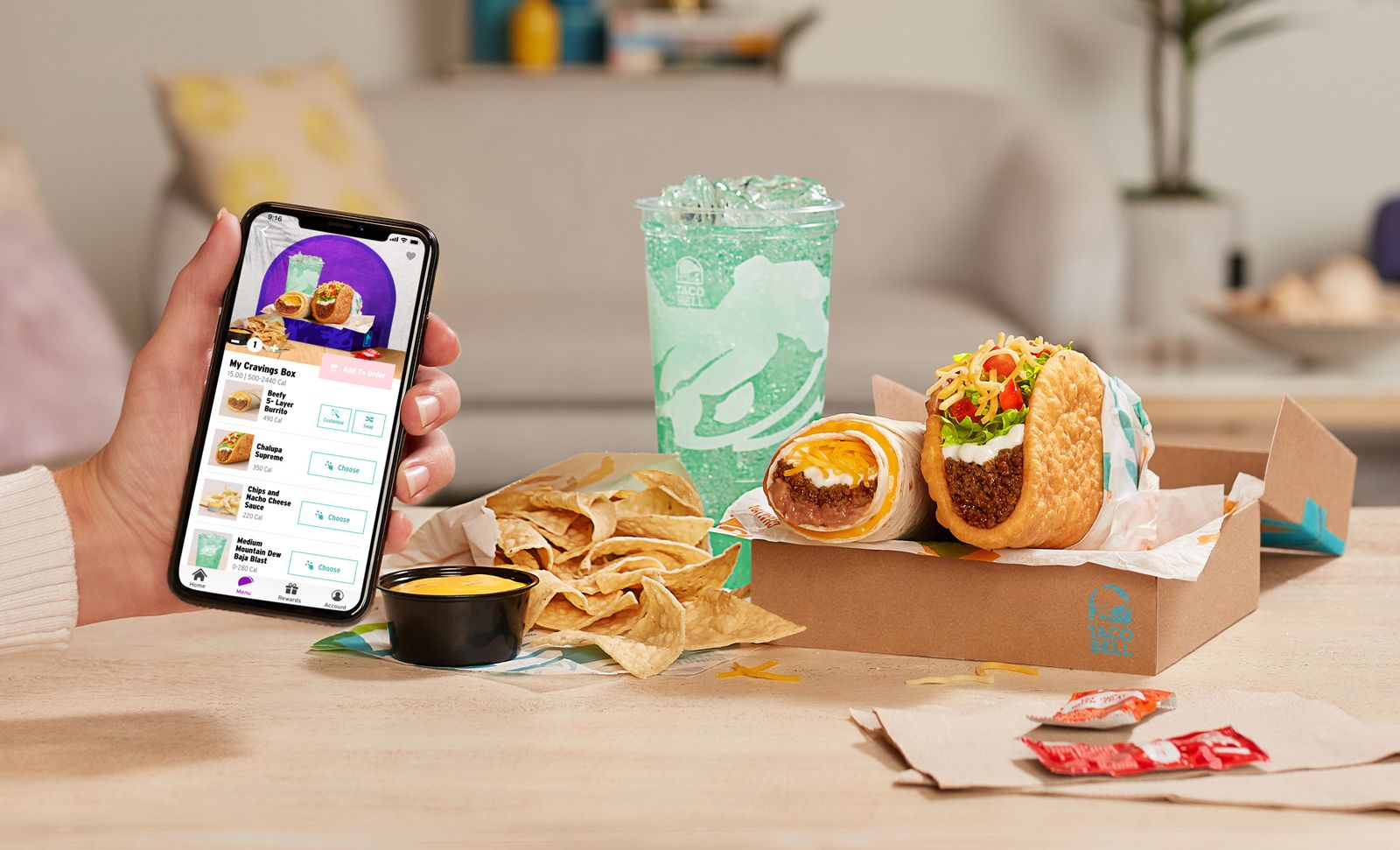 DIY Value: Taco Bell Calls Out Competitors and Puts Fans Over Fame in Newest Campaign