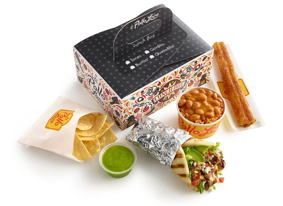 El Pollo Loco's New Loco Lunch Boxes Will Make You Love Lunch Again
