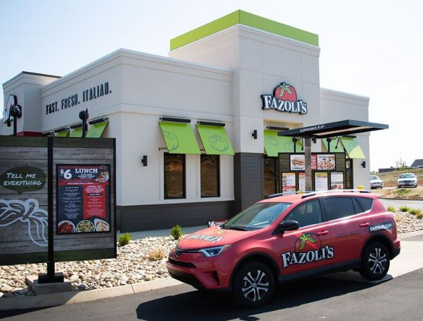 Fazoli's Lands New Franchise Deals, Brand Poised for Record Signings and Openings in 2021