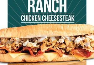 Philly's Best Unveils New Bacon Ranch Chicken Cheesesteak
