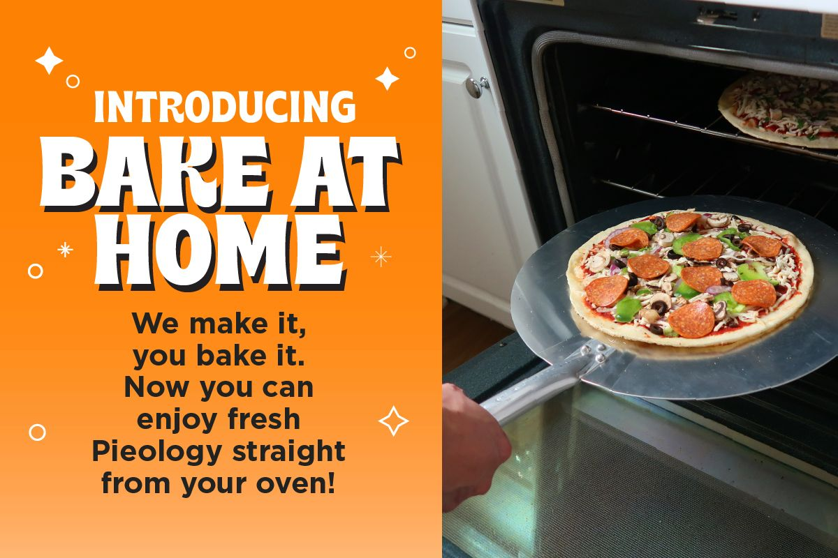 Pieology's Bake at Home Kit - Perfect Timing for Pizza Lovers