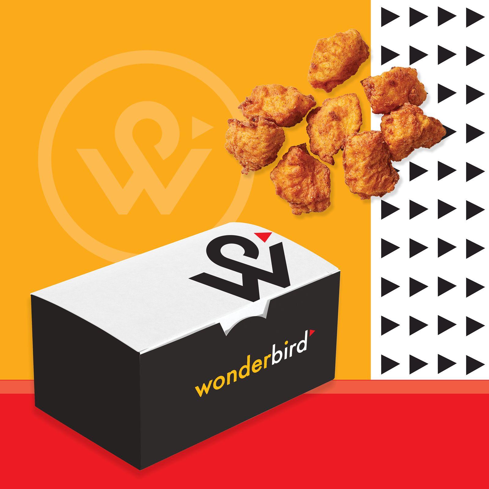 St. John Creates Brand Identity for New Fast Food Chicken Restaurant Wonderbird