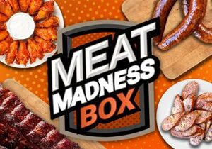 Barbecue At Home Cues The Madness With Limited-Edition Meat Madness Box