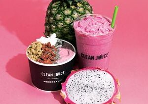 Clean Juice Launches Springtime LTO With Dragon Fruit