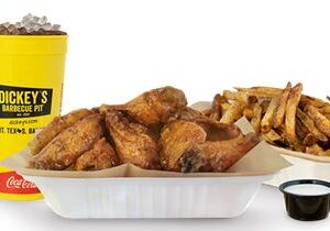 Dickey's Barbecue Pit Launches First Virtual Brand – Wing Boss