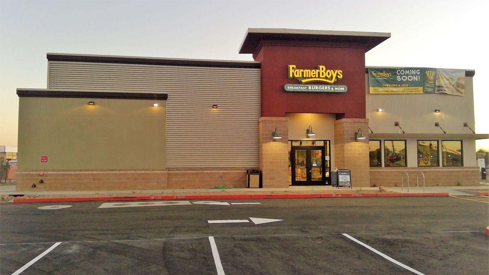 First Farmer Boys in Arizona Now Open