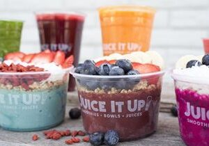 Juice It Up! Opens Second Santa Ana Location