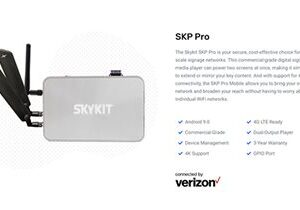 Skykit Partners with Award-Winning Wireless Integrator Source Inc. to Better Connect Customers with Mobile Solutions