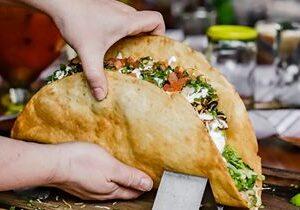 Vidorra Debuts Innovative Culinary Rarity – a Four-Pound Taco