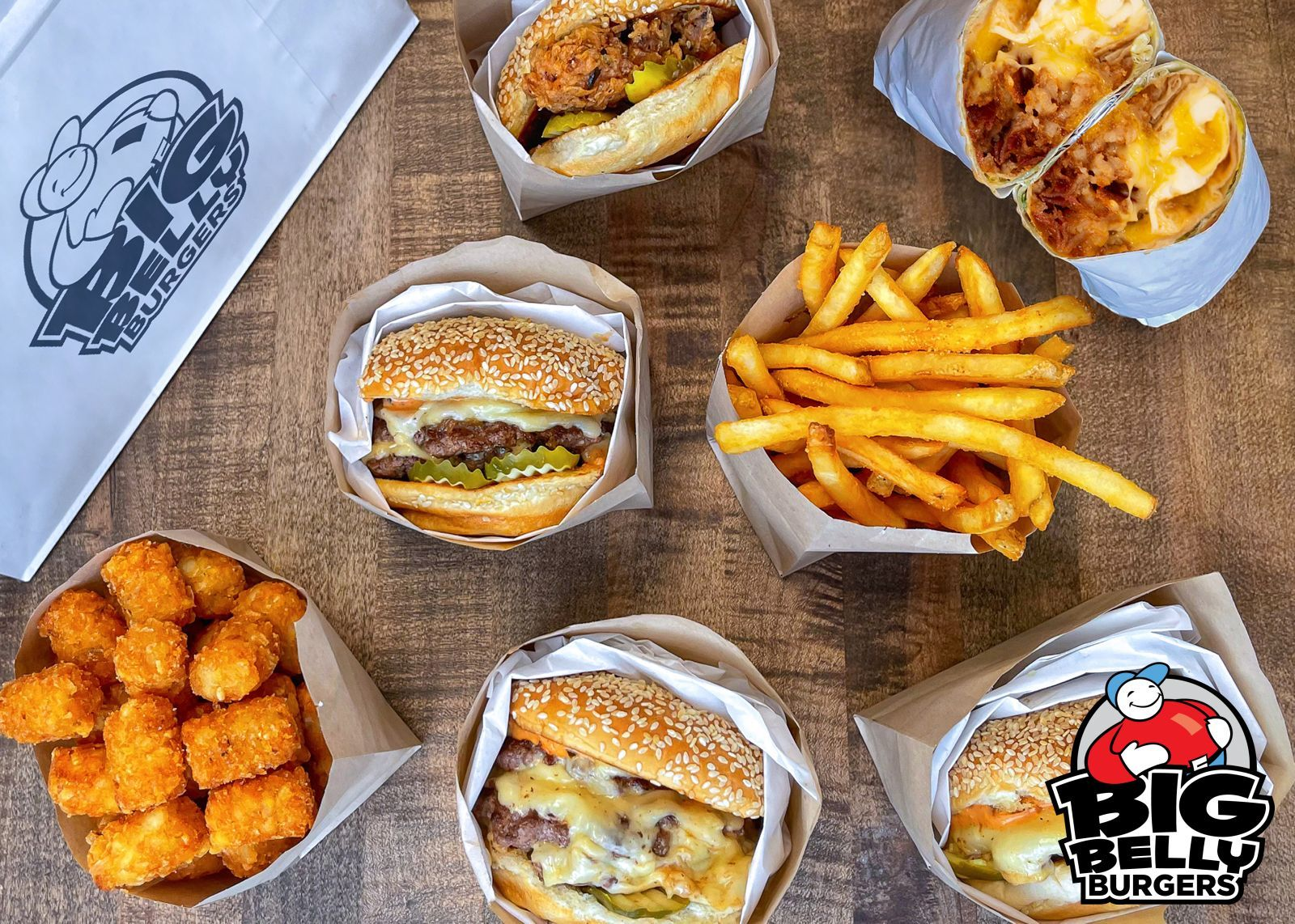 The Absolute Brands Introduces New Virtual Wing and Burger Concepts