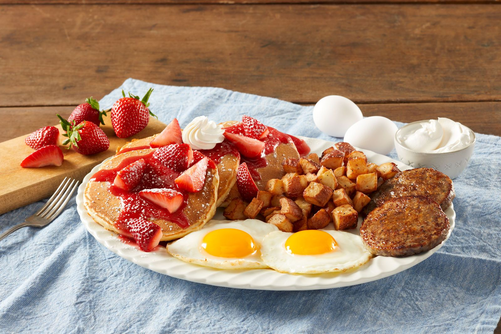 Bob Evans Restaurants Introduces New Farm-Fresh Berry Dishes for Spring