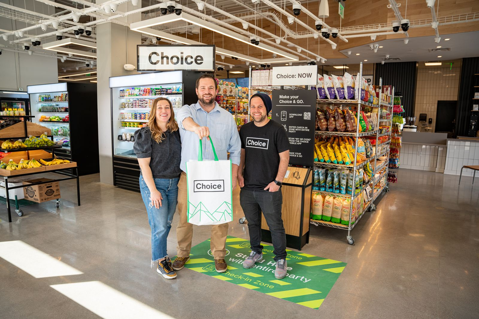 Choice Celebrates Grand Opening of New State-Of-The-Art Frictionless Market Powered by AiFi