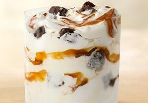 McDonald's Makes National Caramel Day Worth Celebrating by Revealing New Caramel Brownie McFlurry