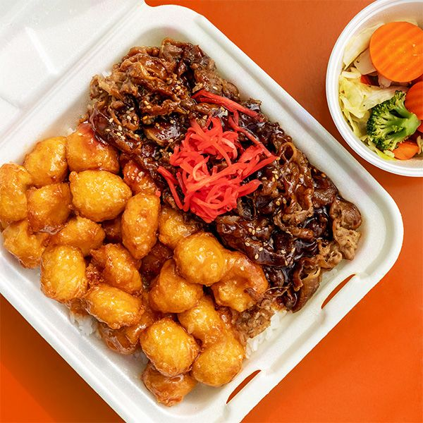 Yoshinoya Japanese Kitchen Gets Real Meaty with New Combo XL Bowl