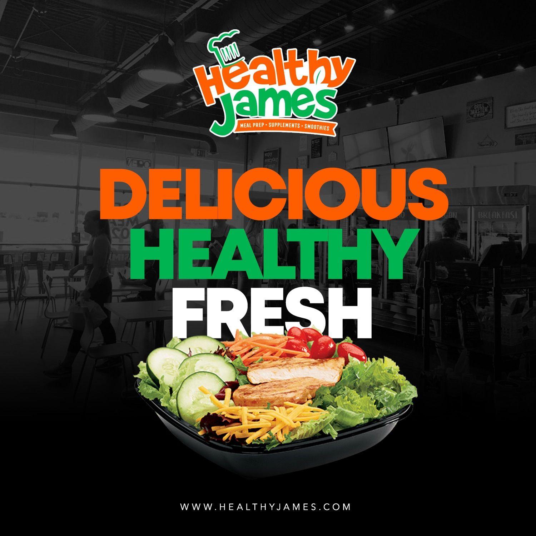 Healthy James Enters Arkansas, Indiana, North Carolina and Tennessee