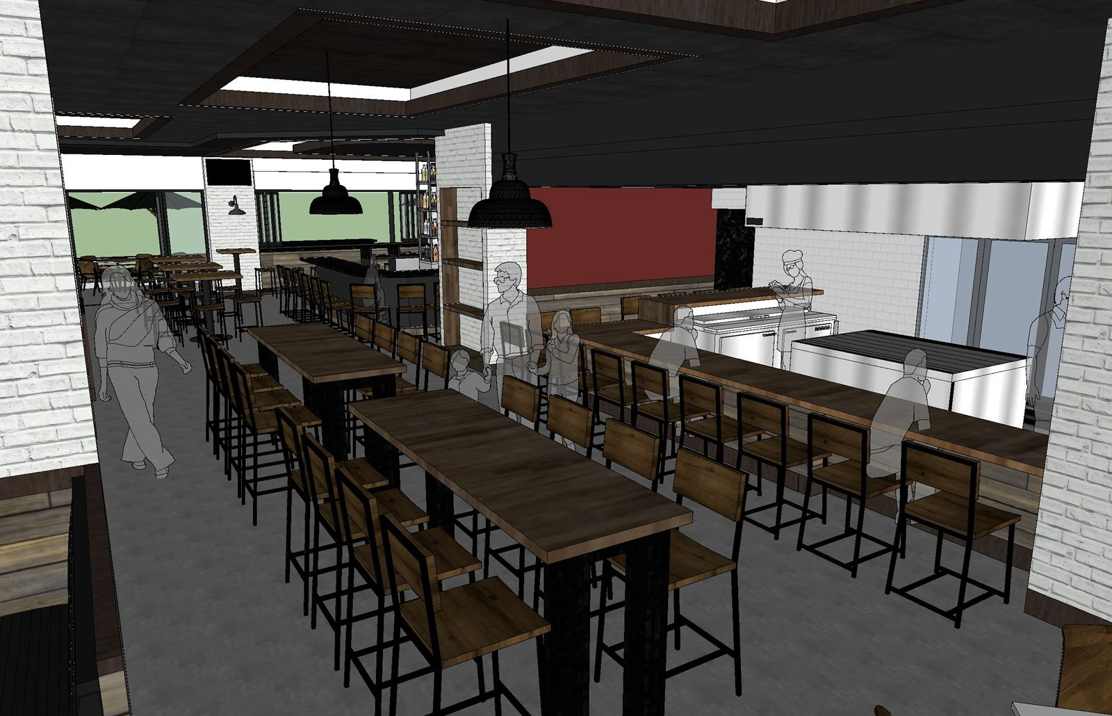 Kingsford Fire Grille to Make Its Highly Anticipated Debut in Tampa