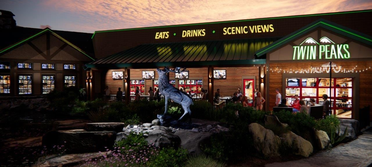 Twin Peaks Prepares to Bring Lodge Mentality to Myrtle Beach