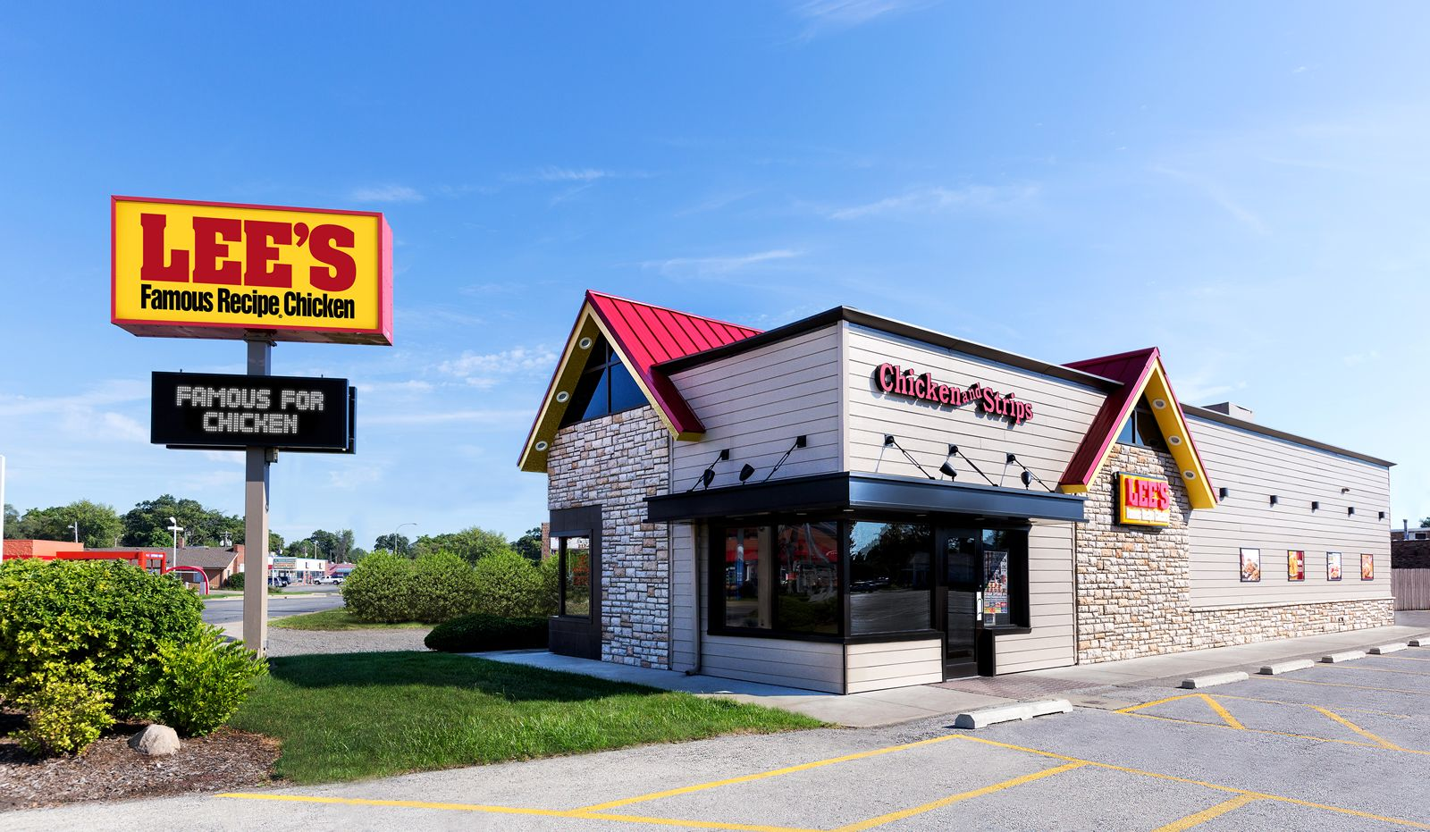 Famous Recipe Group, LLC, Plans for Growth Through Structured Sale of the Lee's Famous Recipe Chicken Brand to Artemis Lane Partners