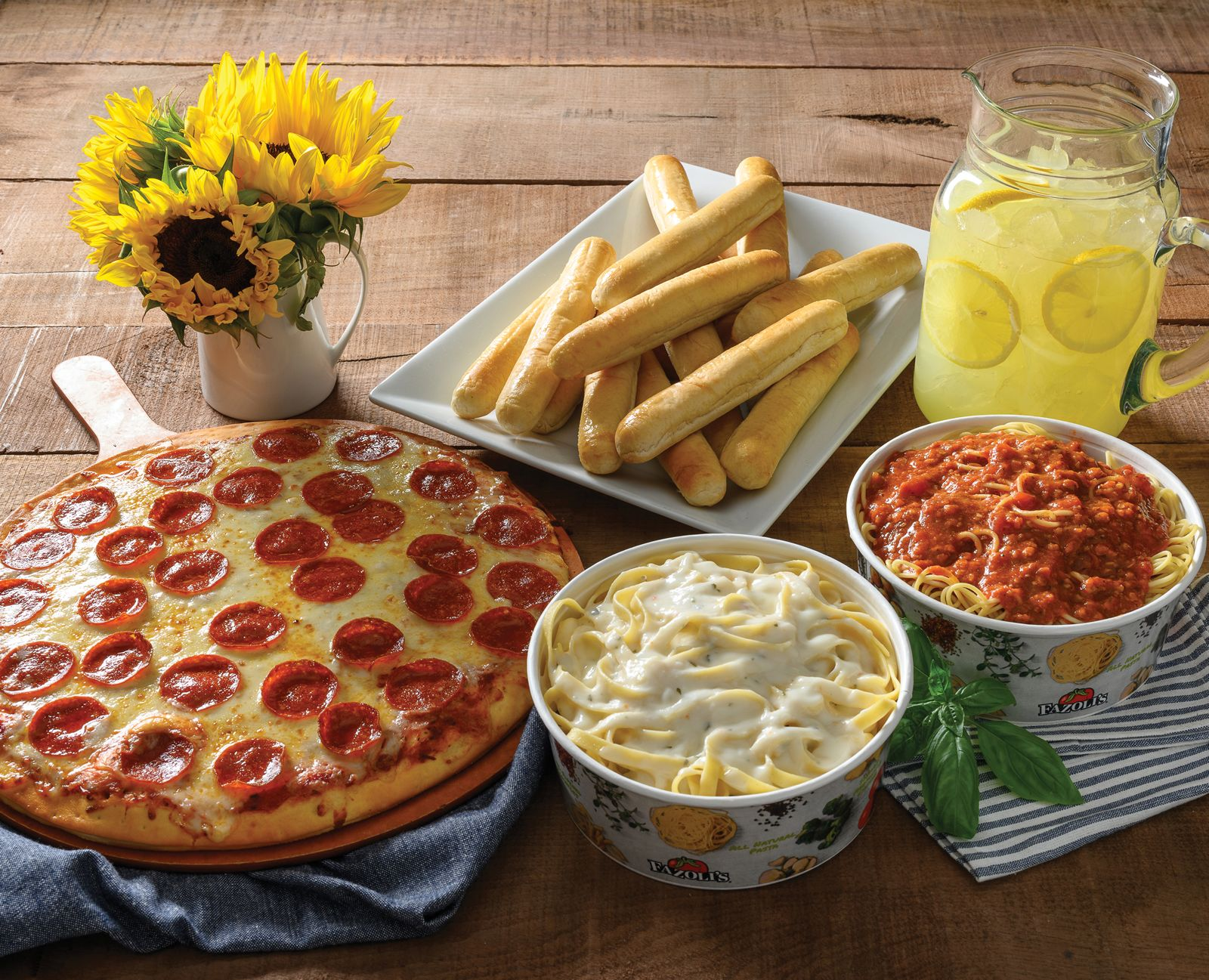 Fazoli's Continues to Yield All-Time High Sales with May Hitting 18% Increase YOY and 30% Over 2019