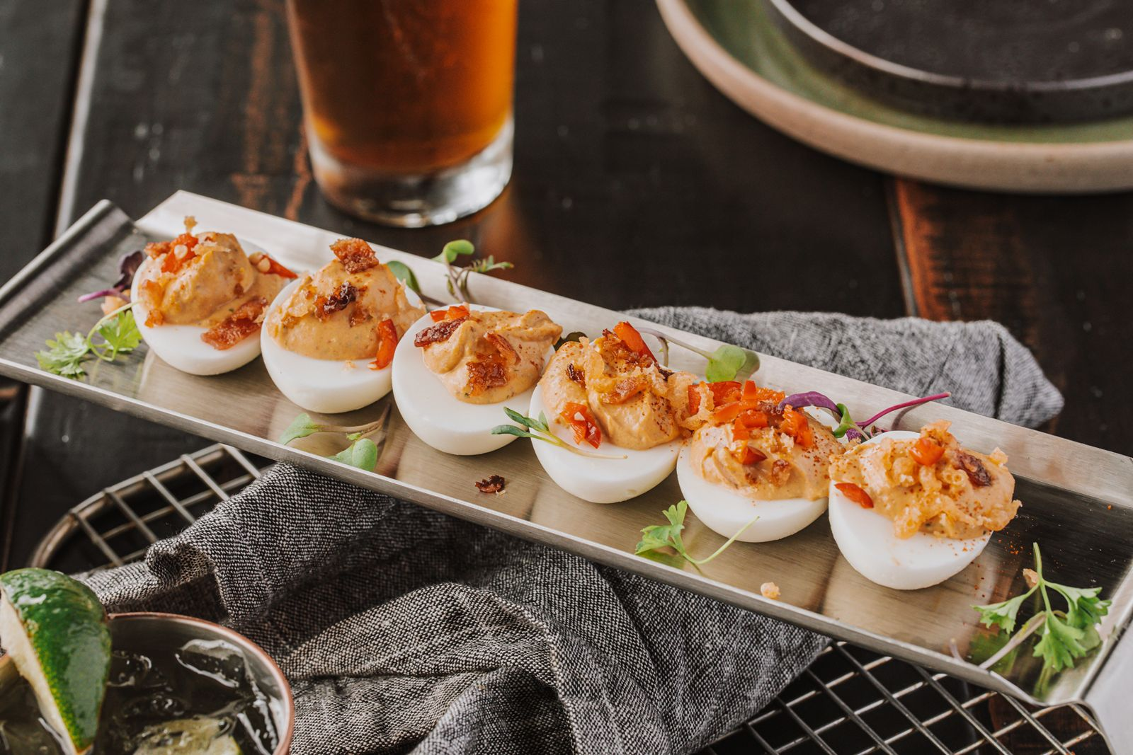 Rock Bottom Launches New Shareable Menu Items