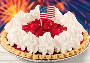 Shoney's Gets the Fireworks Started Early with its Specially-Priced Prize Dessert – Whole Strawberry Pies To-Go – This Friday Through Sunday, July 4th