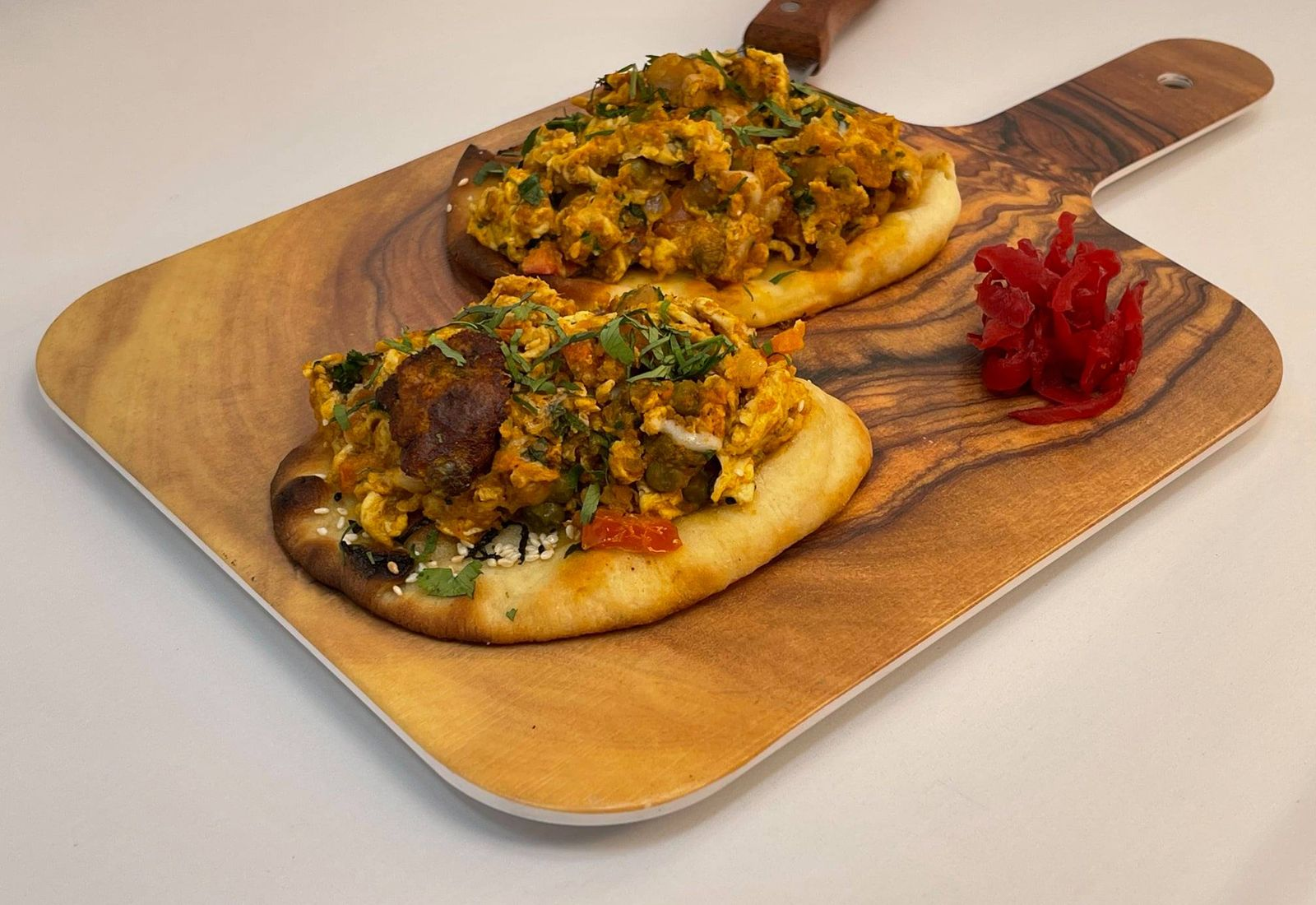 Curry Up Now Launches Weekend Brunch in the Bay Area