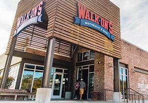 Walk-On's Celebrates Grand Opening of First Ridgeland Restaurant