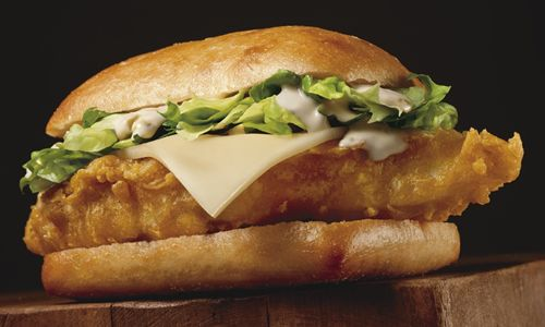 Long John Silver's Creates the Fish Sandwich Consumers Will Crave