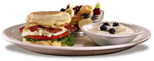 Denny's Introduces Fresh Fit Fare Dishes on New 'Monthly Features' Menu