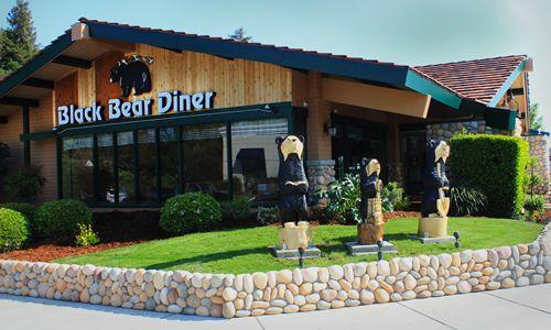 Black Bear Diner Opens 62nd Restaurant in Visalia, California