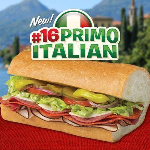 Togo's Introduces The #16 Primo Italian – Premium Hand Sliced Italian Sandwich