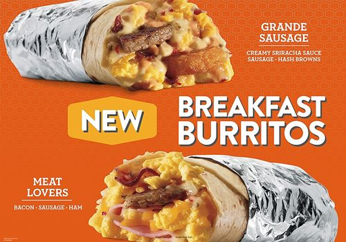 Fuel Up Your Morning: Jack in the Box Debuts Two All-New Breakfast Burritos & Croissant Donuts