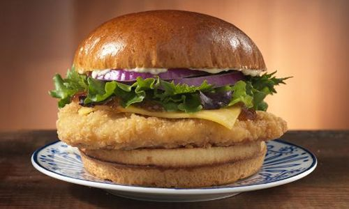 """Wendy's Offers Consumers """"The Gouda Life"""" with the New Smoked Gouda Chicken on Brioche"""