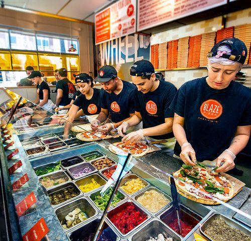 Blaze Fast-Fire'd Pizza Announces Grand Opening of Laguna Niguel Restaurant