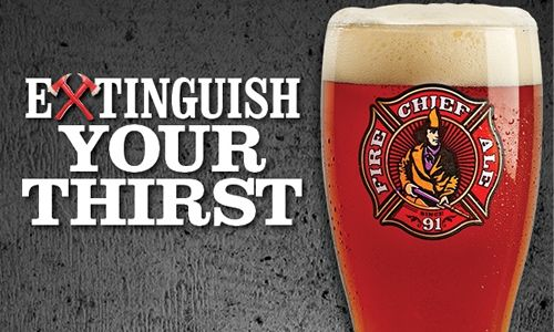 Rock Bottom Restaurant & Brewery's Largest Tapping Party Celebrates 24th Annual Fire Chief Promotion with Limited-Time Menu and Seasonal Ale