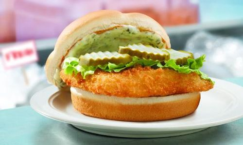 Wendy's North Pacific Cod Sandwich is Back on the Line