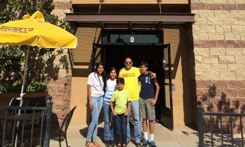 New Dickey's Barbecue Pit Opens in Chino with Barbecue Bash
