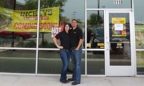 Score Free Barbecue for a Year at the New Dickey's Barbecue Pit in Denton