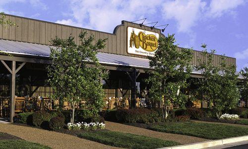 Cracker Barrel Named Favorite Casual Dining Restaurant in New Market Force Information Study