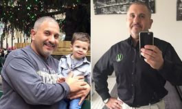 Eat What You Preach: UFood Grill CEO and VP of Real Estate and Construction Lose 95 Pounds in 90 Days