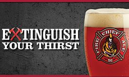 Rock Bottom Restaurant & Brewery Celebrates Return Of Fire Chief Ale On Feb. 16th