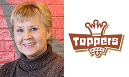 Toppers Pizza Welcomes Donette Beattie as New Vice President of Supply Chain