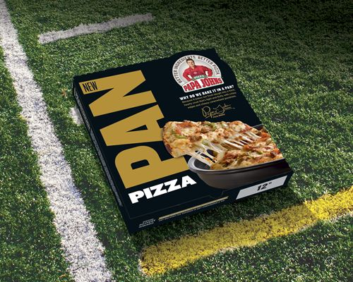 Papa John's Satisfies Cravings with New, Handcrafted Pan Pizza