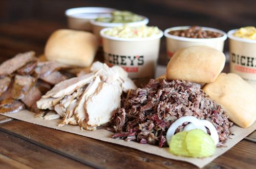 Dickey's Barbecue Pit Family Business Extends Beyond the Dickey Family