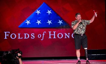 Twin Peaks Announces Partnership With Folds of Honor