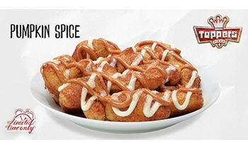 Toppers Pizza Sweetens Offering with Newest Menu Item: Monkey Bread