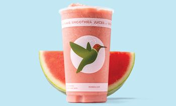 Robeks Puts the Fresh in Refreshment with New Summer Menu