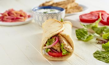 """Taziki's Mediterranean Café to Celebrate National Gyro Day with """"Gyros All Year"""" Giveaway"""